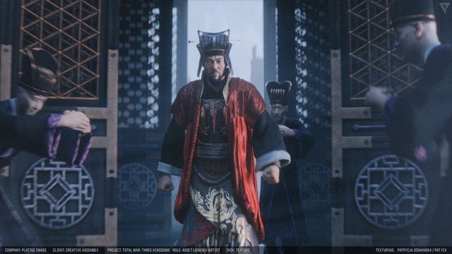 [Vietsub] Chân dung Tào Tháo trong Total War: Three Kingdoms - Ảnh 1.