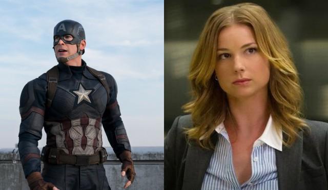 Sharon Carter đáng nhẽ đã chung sống với Steve Rogers trong kịch bản ban đầu của Avengers: Endgame - Ảnh 2.