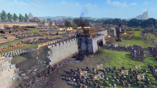 Chưa ra mắt, Total War: Three Kingdoms đã vươn lên top 1 thịnh hành trên bảng xếp hạng Steam - Ảnh 2.