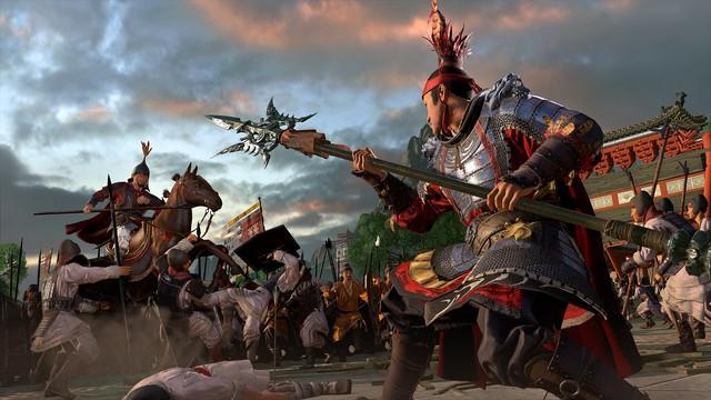 Total War: Three Kingdoms - Chiến thần Lữ Bố một mình chống lại 2,000 dễ như ăn cháo - Ảnh 2.