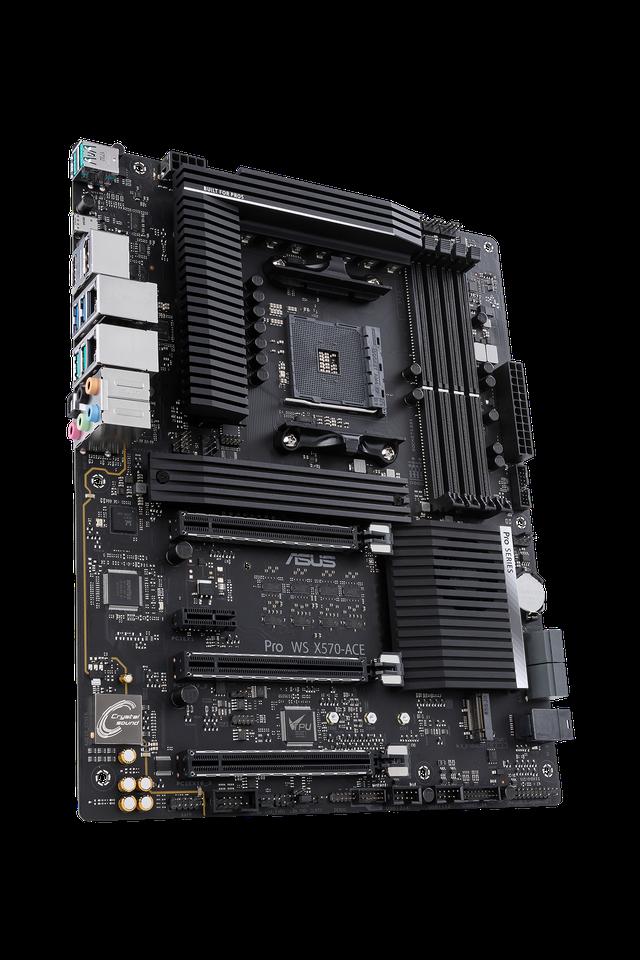 Asus chính thức tung ra loạt bo mạch chủ AMD X570 series hỗ trợ cpu Ryzen 3000 series cực mạnh khiến đối thủ Intel phải hết hồn - Ảnh 6.