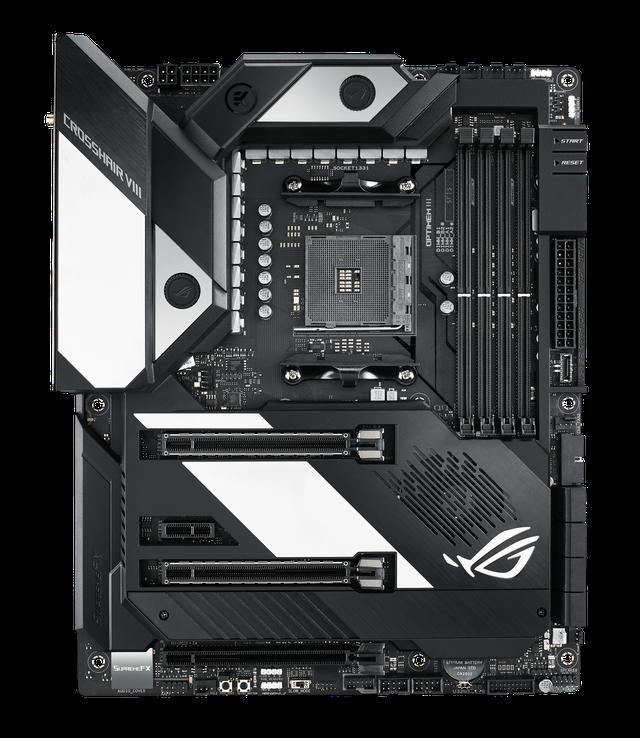 Asus chính thức tung ra loạt bo mạch chủ AMD X570 series hỗ trợ cpu Ryzen 3000 series cực mạnh khiến đối thủ Intel phải hết hồn - Ảnh 1.
