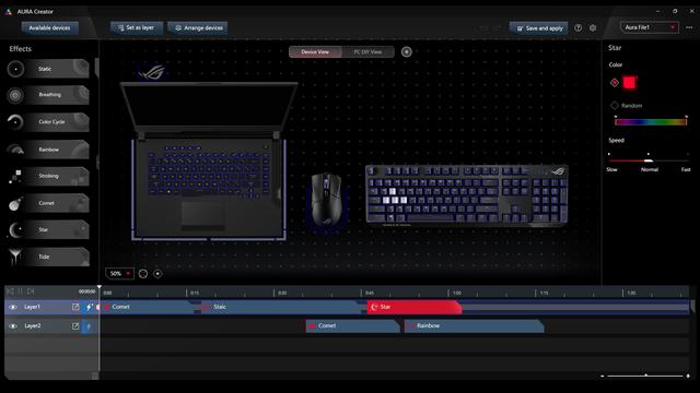 Điểm danh những sản phẩm gaming gear mới cực xịn của ASUS ROG ra mắt tại Computex 2019 - Ảnh 9.
