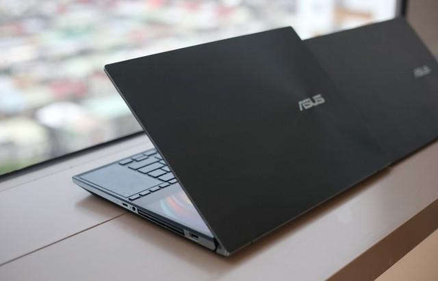 Cận cảnh Asus Zenbook Pro Duo - Laptop 2 màn hình 4K đầu tiên trên thế giới - Ảnh 3.