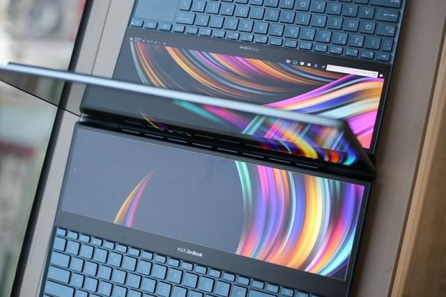 Cận cảnh Asus Zenbook Pro Duo - Laptop 2 màn hình 4K đầu tiên trên thế giới - Ảnh 7.