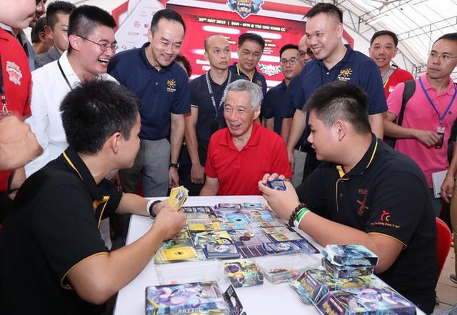 Thủ tướng Singapore Lý Hiển Long đánh Dota 2, bày tỏ sự ủng hộ nền công nghiệp Esport nước nhà - Ảnh 2.