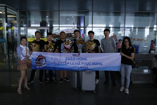 Game thủ đại gia nhất AoE Trung Quốc đã tới Hà Nội, lấy ngày sinh nhật Chim Sẻ Đi Nắng để ra mắt La Mã Phục Hưng - Ảnh 1.