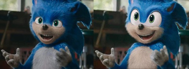 Thảm họa Sonic bị fan phản đối khắp mạng xã hội, đạo diễn hứa sửa sai - Ảnh 1.