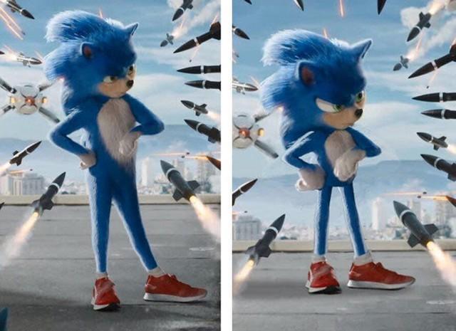Thảm họa Sonic bị fan phản đối khắp mạng xã hội, đạo diễn hứa sửa sai - Ảnh 2.