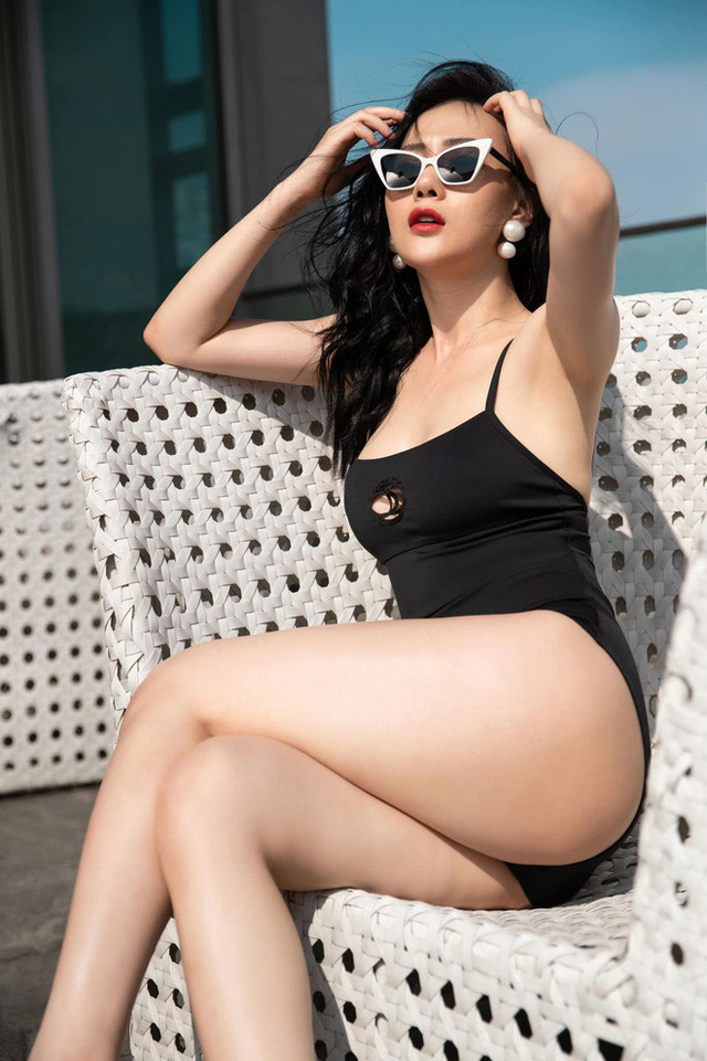 Bảo Thanh, Phương Oanh, Thanh Hương: 3 nữ hoàng bikini của màn ảnh Việt - Ảnh 1.