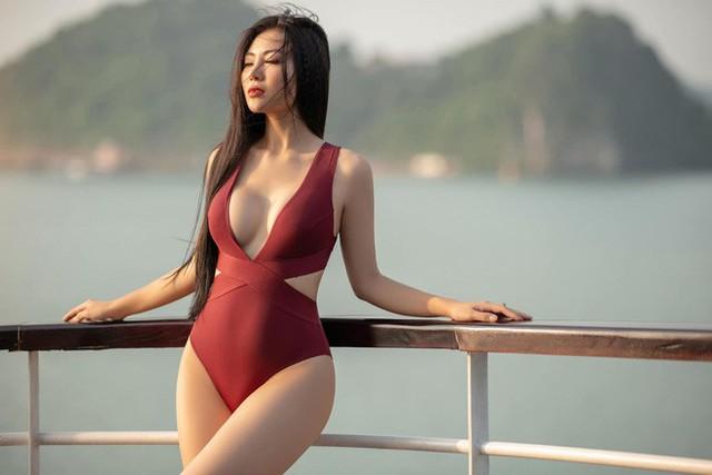 Bảo Thanh, Phương Oanh, Thanh Hương: 3 nữ hoàng bikini của màn ảnh Việt - Ảnh 6.