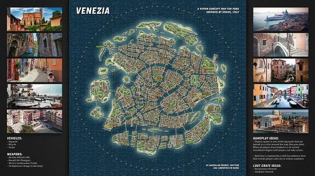 PUBG: Bản đồ mới Venezia 2.0 có thể trở thành hiện thực? - Ảnh 1.