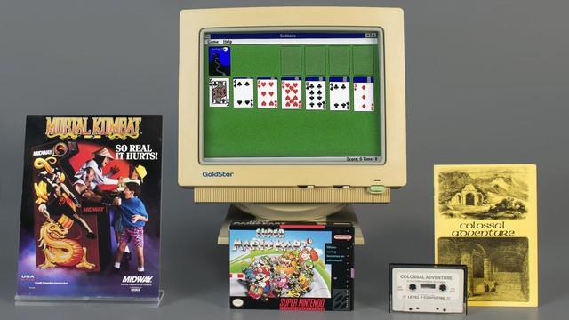 Tựa game huyền thoại Solitaire được đưa vào bảo tàng danh vọng thế giới - Ảnh 1.