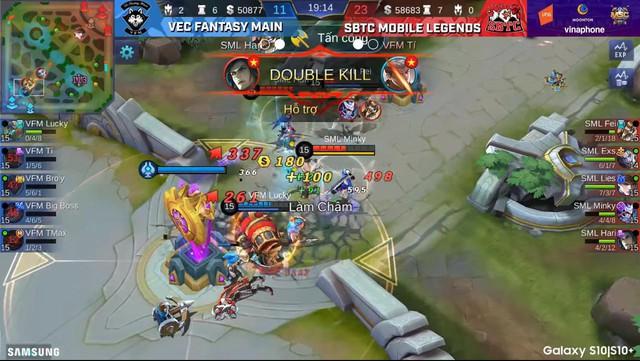 Đánh giá thực lực OverClockers và SBTC Mobile Legends, ai sẽ trở thành đại diện Việt Nam vươn ra đấu trường quốc tế? - Ảnh 4.