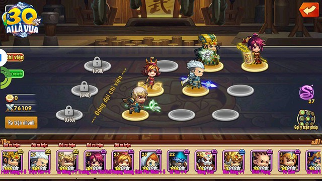 Tựa game chơi trội đến không thể tin nổi: Tặng FREE Gia Cát Lượng và 3 thần tướng mạnh nhất cho người chơi - Ảnh 2.