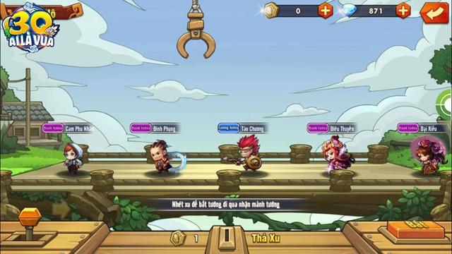 Tựa game chơi trội đến không thể tin nổi: Tặng FREE Gia Cát Lượng và 3 thần tướng mạnh nhất cho người chơi - Ảnh 3.