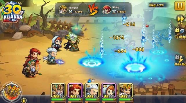 Tựa game chơi trội đến không thể tin nổi: Tặng FREE Gia Cát Lượng và 3 thần tướng mạnh nhất cho người chơi - Ảnh 6.