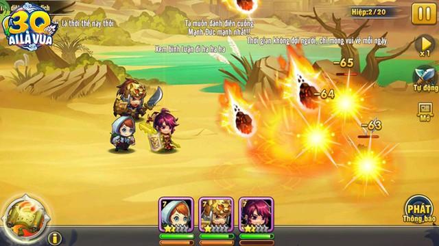 Tựa game chơi trội đến không thể tin nổi: Tặng FREE Gia Cát Lượng và 3 thần tướng mạnh nhất cho người chơi - Ảnh 7.