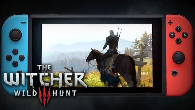 """Tin mừng cho fan Geralt, Witcher 3 sẽ phát hành bản """"di động"""" - Ảnh 1."""