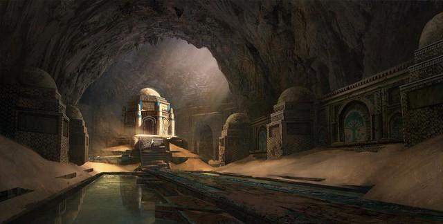 Bí ẩn phía sau những ngôi đền kì dị, vĩnh viễn không được phép mở ra - Ảnh 3.