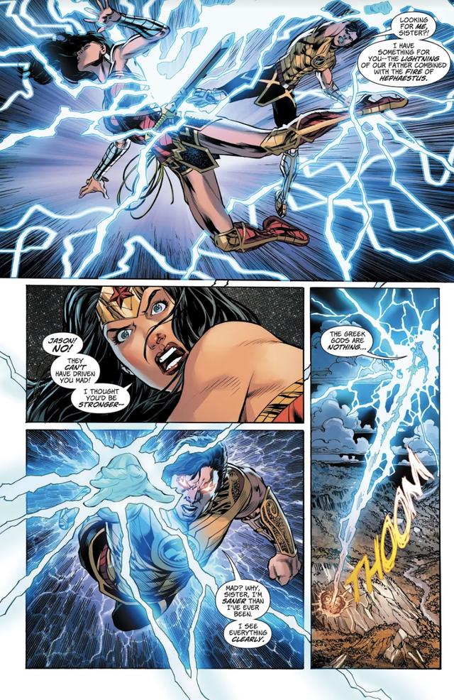 Jason, người em trai song sinh của Wonder Woman sở hữu sức mạnh bá đạo như thế nào? - Ảnh 10.