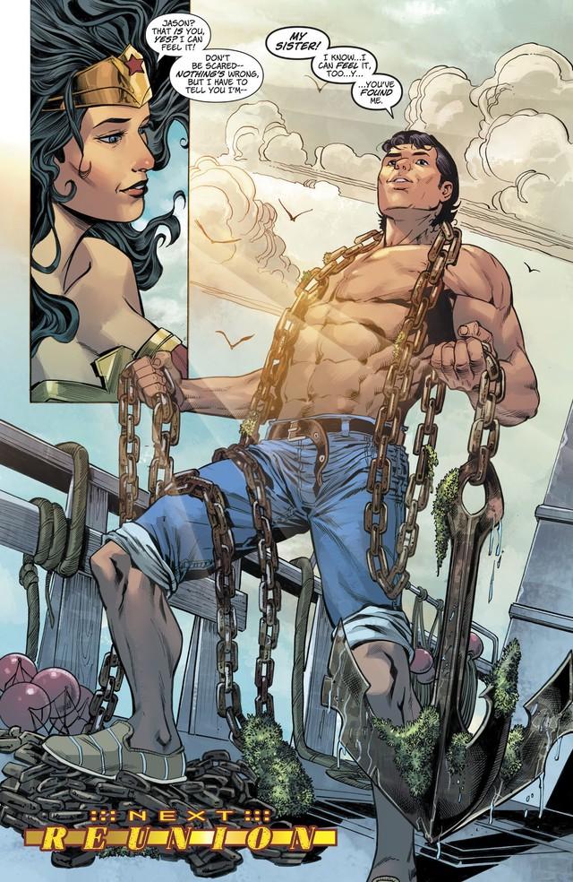 Jason, người em trai song sinh của Wonder Woman sở hữu sức mạnh bá đạo như thế nào? - Ảnh 3.