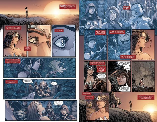 Jason, người em trai song sinh của Wonder Woman sở hữu sức mạnh bá đạo như thế nào? - Ảnh 2.