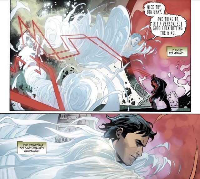Jason, người em trai song sinh của Wonder Woman sở hữu sức mạnh bá đạo như thế nào? - Ảnh 6.