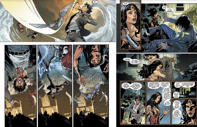 Jason, người em trai song sinh của Wonder Woman sở hữu sức mạnh bá đạo như thế nào? - Ảnh 8.