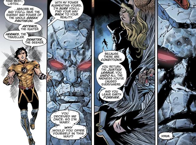 Jason, người em trai song sinh của Wonder Woman sở hữu sức mạnh bá đạo như thế nào? - Ảnh 11.