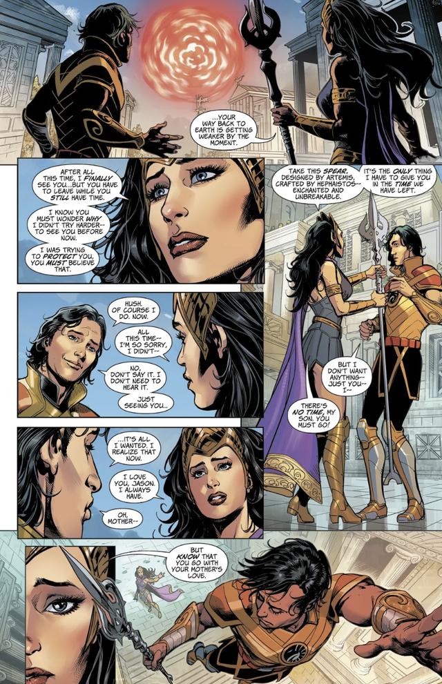 Jason, người em trai song sinh của Wonder Woman sở hữu sức mạnh bá đạo như thế nào? - Ảnh 12.