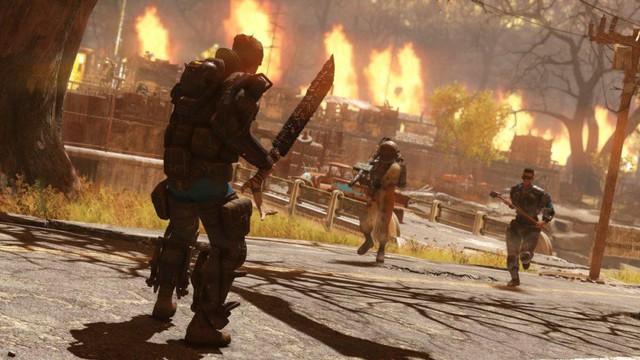 Game hậu tận thế Fallout 76 giới thiệu phần chơi sinh tồn 1 vs 52 - Ảnh 6.
