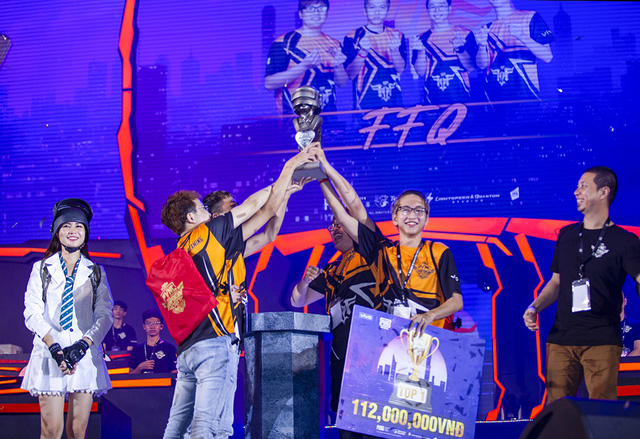 Tổng hợp vòng chung kết quốc gia PVNC 2019: FFQ đăng quang với màn lật đổ ngoạn mục - Ảnh 8.