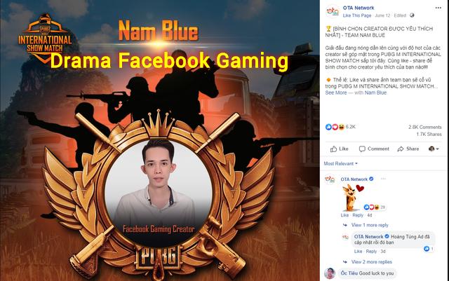 Toàn bộ drama Facebook Gaming Creator, OTA Network và VNG PUBG Mobile hay câu chuyện sự tôn trọng đối tác - Ảnh 5.