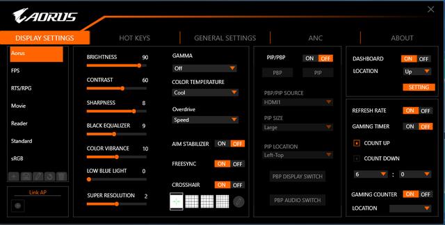 Trải nghiệm màn hình chiến game nhanh nhất thế giới Aorus KD25F - Ảnh 6.