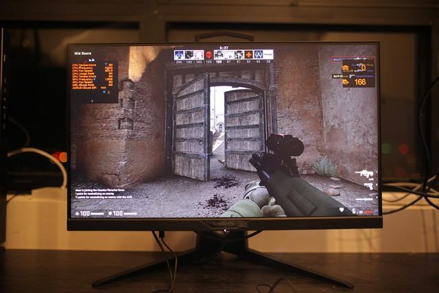 Trải nghiệm màn hình chiến game nhanh nhất thế giới Aorus KD25F - Ảnh 8.