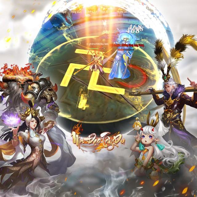 Chinh chiến liên tục cùng Bang hội trong game mới Ma Đạo Tây Du - Ảnh 1.