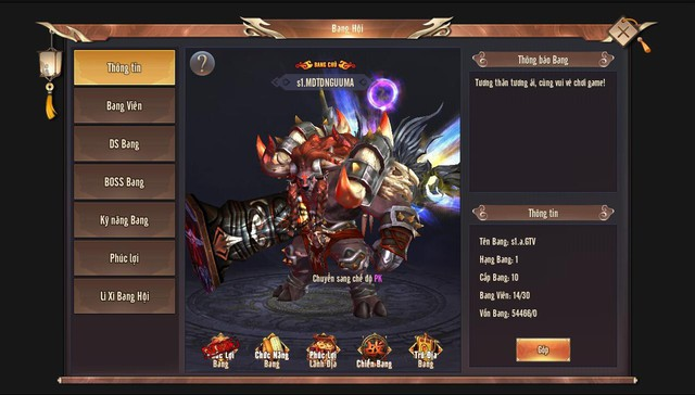 Chinh chiến liên tục cùng Bang hội trong game mới Ma Đạo Tây Du - Ảnh 2.