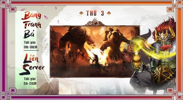 Chinh chiến liên tục cùng Bang hội trong game mới Ma Đạo Tây Du - Ảnh 8.