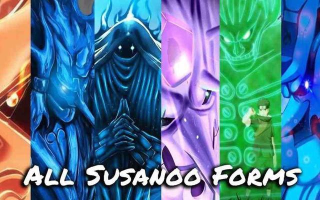 Tác giả Masashi Kishimoto giới thiệu 2 hình thức Susanoo mới chưa từng xuất hiện trong manga Naruto - Ảnh 1.