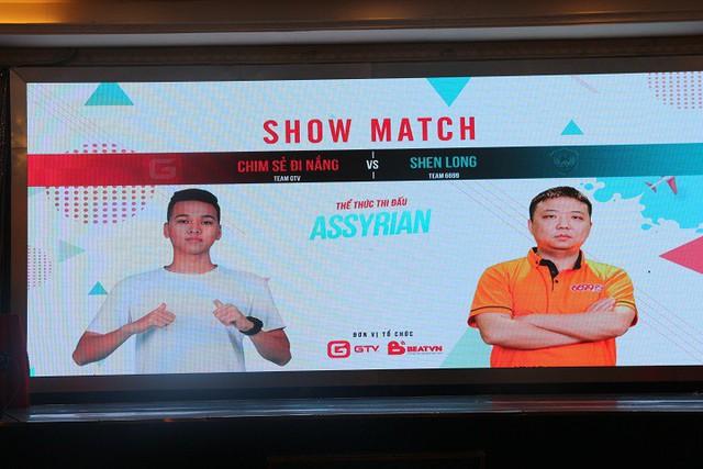 Chim Sẻ Đi Nắng giành chiến thắng ngọt ngào trước Shenlong trong ngày sinh nhật lần thứ 24 của mình - Ảnh 1.