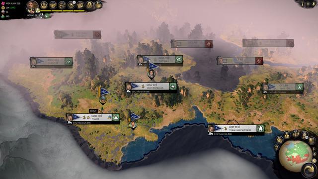 Việt Nam xuất hiện trên bản đồ Tam Quốc trong Total War: Three Kingdoms - Ảnh 2.