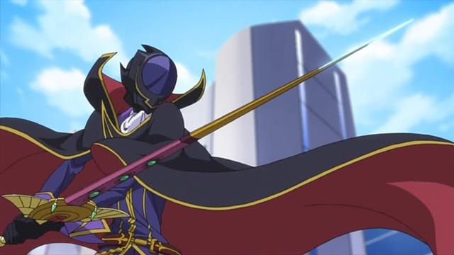 Loạt nhân vật anime có gu thời trang quái dị khiến fan ruột cũng phải bó tay - Ảnh 10.