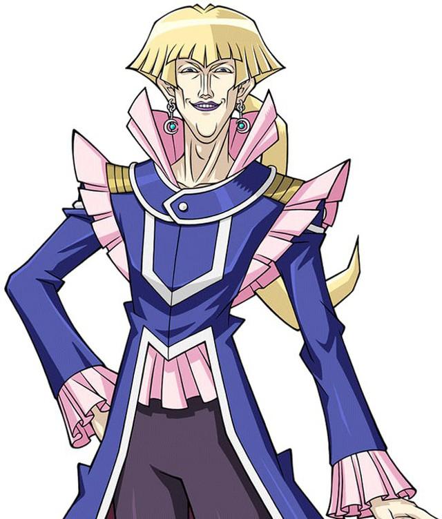 Loạt nhân vật anime có gu thời trang quái dị khiến fan ruột cũng phải bó tay - Ảnh 4.