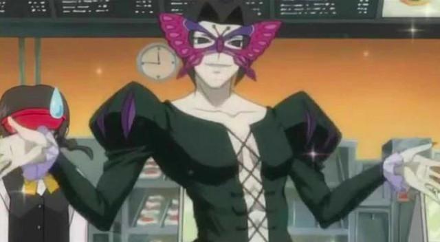 Loạt nhân vật anime có gu thời trang quái dị khiến fan ruột cũng phải bó tay - Ảnh 5.
