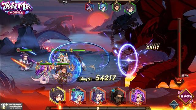 Thần Ma Mobile và tham vọng đưa game thẻ tướng trở lại thời kỳ hoàng kim - Ảnh 1.