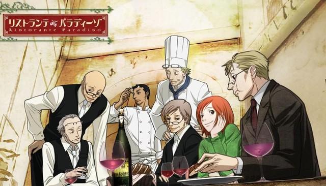 5 anime ẩm thực khiến người xem lúc nào cũng thèm đến chảy nước miếng - Ảnh 19.