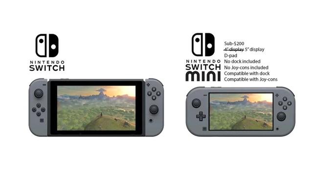 Nintendo tiếp tục hé lộ thêm thông tin về Switch mini giá siêu rẻ - Ảnh 1.