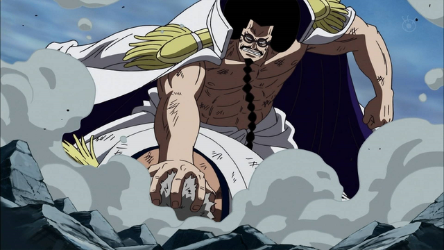 Top 10 nhân vật có thể chất vượt trội, sức mạnh trâu bò nhất One Piece - Ảnh 2.