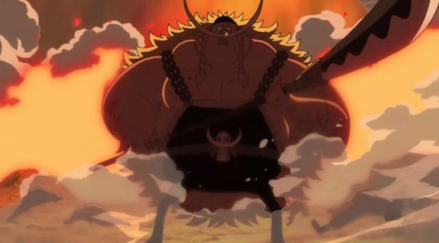 Top 10 nhân vật có thể chất vượt trội, sức mạnh trâu bò nhất One Piece - Ảnh 3.